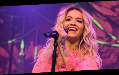 Rita Ora Banned From Radio Station for Breaking Lockdown Orders