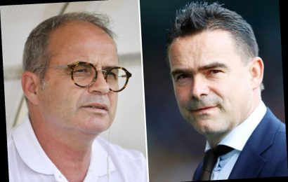 Man United target Arsenal legend Marc Overmars to become club's first director of football as Luis Ocampos leaves Lille – The Sun
