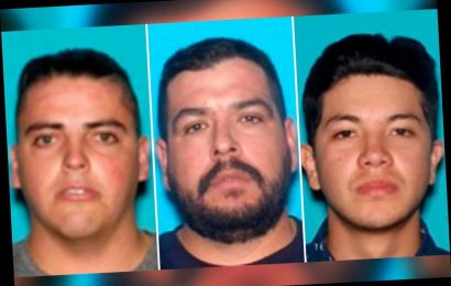 Men allegedly shot up strip club with AK-47 over face mask spat