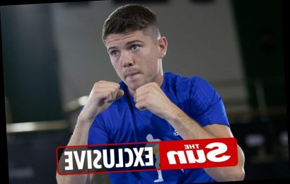 Luke Campbell has to leave family at Christmas as he looks forward to Ryan Garcia cracker in January