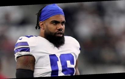 Cowboys' Ezekiel Elliott has this to say abouthaving a chance to win NFC East crown