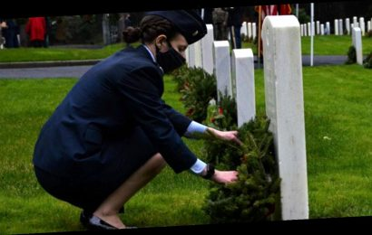 Wreaths Across America goes virtual for decades-long tradition