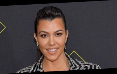 Kourtney Kardashian Jokes About Pregnancy After Pics Spark Rumors