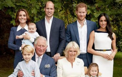 Why Prince Charles's 70th birthday family portrait was 'a nightmare'
