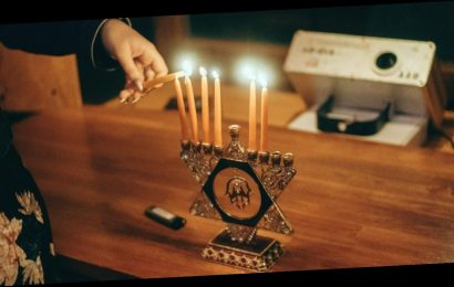 """""""This year Chanukah is different, but it still brings me much needed light amid the darkness"""""""