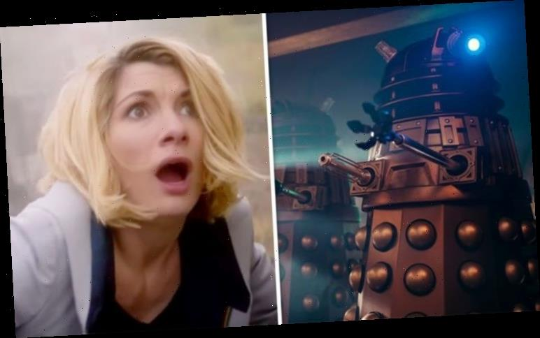 Doctor Who: Jodie Whittaker's Time Lord 'killed off' by Daleks after being tipped to exit