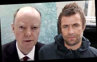 Liam Gallagher: Oasis star slams Chris Whitty over COVID warning 'He needs a slap'