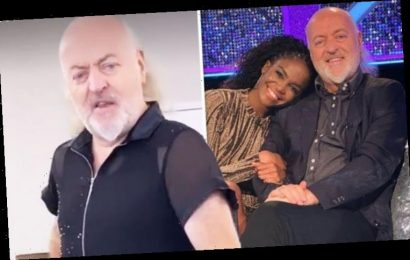 Oti Mabuse's concerns Bill Bailey would be 'too pale' next to her on Strictly unearthed