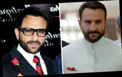 Tandav: Saif Ali Khan details contrast of new role to Sacred Games 'More personal'