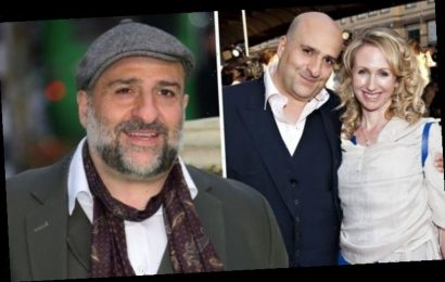 Omid Djalili wife: How long have Omid and his wife Annabel been together?