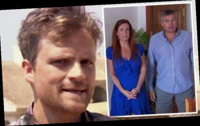 A Place in the Sun's Ben Hillman 'worried' over buyer's reaction: 'Not passionate'