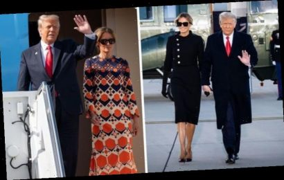 Melania Trump steps up to help 'vulnerable' Donald in 'unprecedented' moment for couple