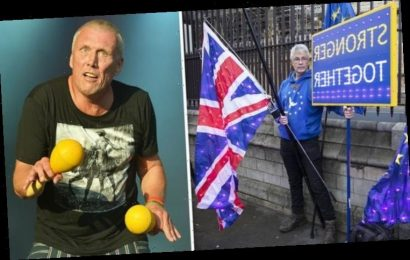 Happy Mondays' Bez in brutal dressing down of Remainers' Brexit fear: 'It's not democracy'