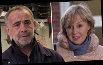 Coronation Street spoilers: Sally Metcalfe and Kevin reunite as fans spot affair clue