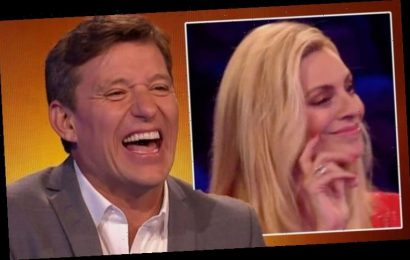 Tipping Point: Tess Daly red-faced as Ben Shephard points out awkward mistake 'You passed'