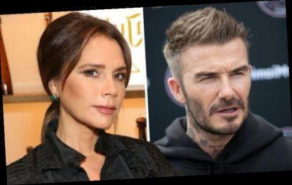 Victoria Beckham mocks husband David as she shares 'obsession' and admits 'he's jealous'