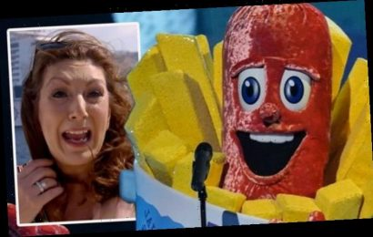 The Masked Singer: Sausage's identity 'solved' as fans spot clue linked to Jane McDonald