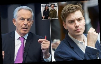 Tony Blair's son Euan, 37, is now worth almost £73million