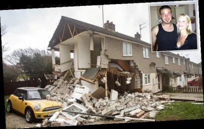Neighbours launch DIY SOS-style plan to help family whose home blew up