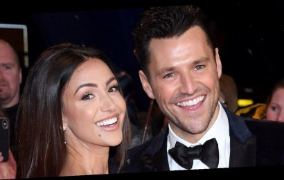 Michelle Keegan 'worried about strain on Mark Wright' as COVID ravishes his family
