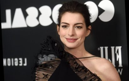 Anne Hathaway Says We've Been Calling Her By the Wrong Name This Entire Time
