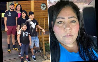 Woman, 25, is now raising her five siblings after they tragically lost their key worker mum to Covid before Christmas