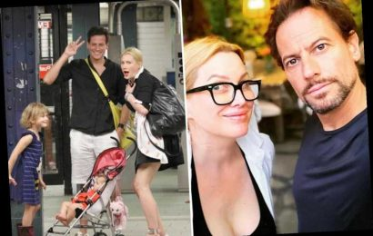 Ioan Gruffudd & Alice Evans 'going through incredibly difficult time' after she slammed him for 'gaslighting' over split