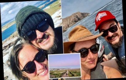 Brit couple say they've avoided Covid pandemic by moving to tiny island with no electricity or running water