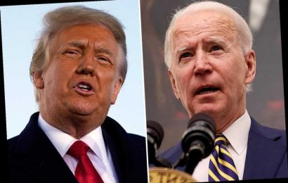 Joe Biden hints Trump impeachment trial is doomed to fail as Democrats won't have votes to convict former President