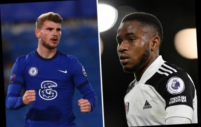 Fulham vs Chelsea: Live stream, TV channel, team news and kick-off time for TODAY'S Premier League London derby