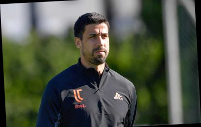 Sami Khedira next club odds: Everton lead Tottenham and Arsenal in bid to sign Juventus star, Chelsea also in the frame