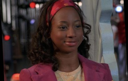 Monique Coleman's 'HSM' character wore headbands because they did her hair poorly