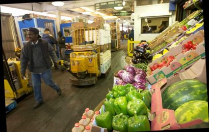Teamsters announce tentative strike-ending pact at Hunts Point Produce Market