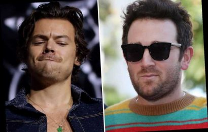 Who is Harry Styles' manager Jeff Azoff?