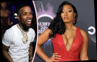 See Megan Thee Stallion's EPIC DRAGGING Of 'Abuser' Tory Lanez & False Story About Shooting Charges Being Dropped