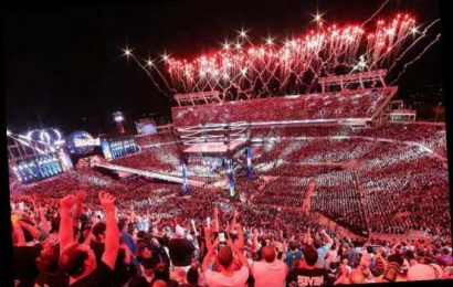 WWE announces new date for WrestleMania 37 in Tampa plus Dallas and LA as locations for next two years