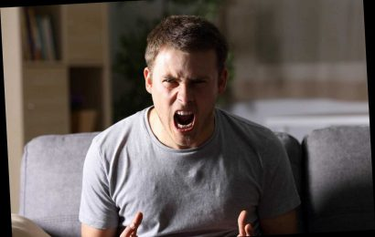 I am a young woman and my brother shouts and screams at me when he's angry