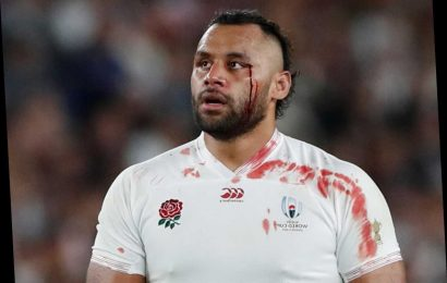 Billy Vunipola can't wait to tuck into Harry Kane's WiFi. . . and watch food eating videos at Three Lions base – The Sun