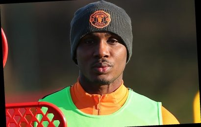 Odion Ighalo 'set to leave Man Utd this month' but striker insists he wants to extend loan transfer