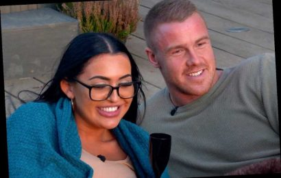 The Cabins fans say Tom and Olivia have already split – despite leaving as an 'exclusive couple'
