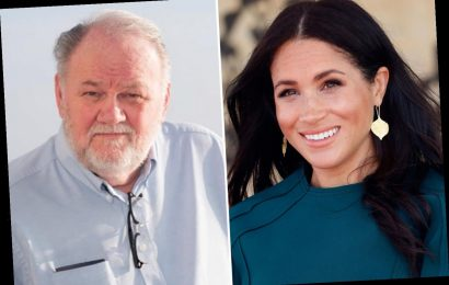 'Anguished' Meghan Markle forced to write 'deeply painful' letter to dad after they hit 'breaking point'