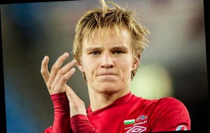 Martin Odegaard passes Arsenal medical with loan transfer from Real Madrid set to be announced today