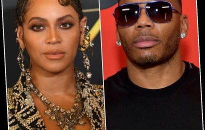 Nelly Reportedly Tried Unsuccessfully to Date Beyoncé