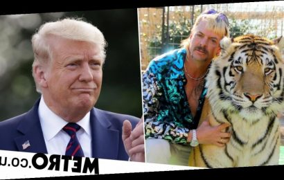 Joe Exotic has limo waiting near prison in case of pardon from Trump