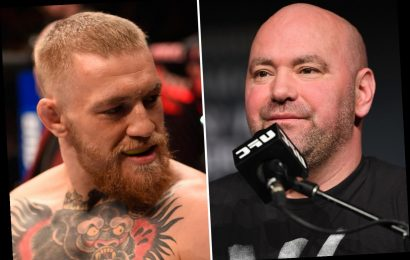 Dana White warns of 'surprise for you motherf***ers' who plan to illegally stream Conor McGregor vs Poirier at UFC 257
