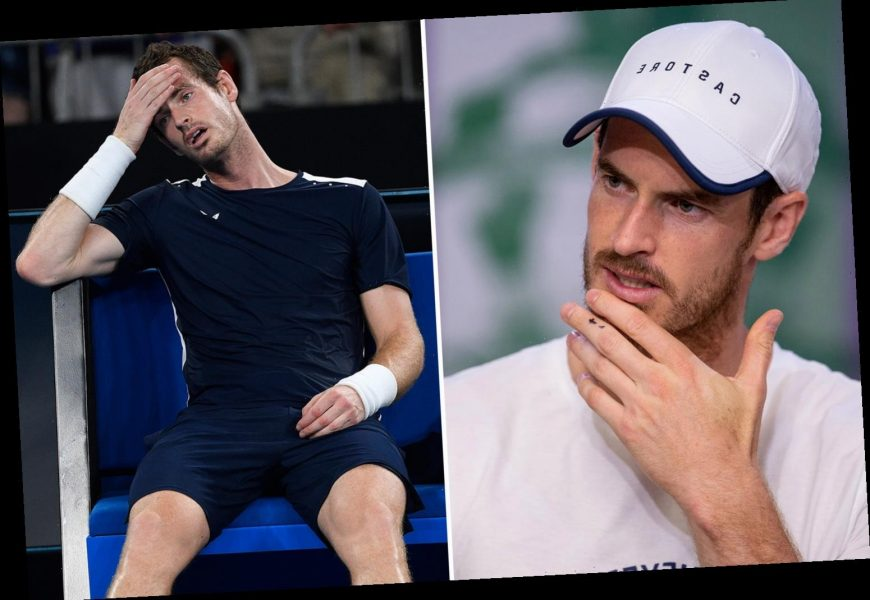 Andy Murray OUT of Australian Open after testing positive for coronavirus as Brit reveals he is 'gutted'