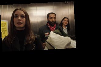 'Locked Down' Trailer: Hathaway, Ejiofor Pull Off a Quarantine Heist in HBO Max Film