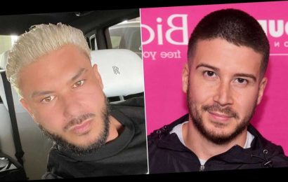 What Vinny Guadagnino Really Thinks of DJ Pauly D's Blond Hair