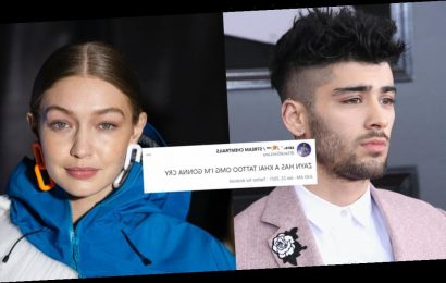 Zayn Malik's Tattoo Of Baby Khai's Name Was Hiding In Plain Sight All Along