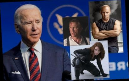 Will Biden Roll Out COVID Vaccines Fast Enough for Movie Theaters – and Spring Blockbusters?